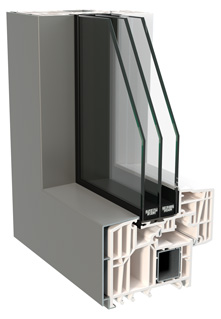 Wohnraumfenster for Wohnraumfenster kunststoff